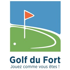 Logo Golf du Fort digital