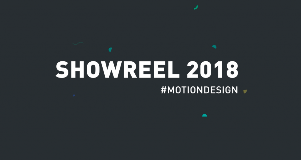 Showreel motion-design